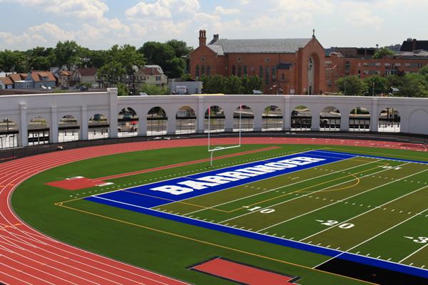 Language In 45 And 47 Stella Street: Newark Schools Stadium