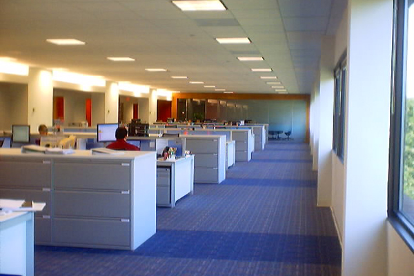 Office Renovation space planning for nrg office renovation | ei associates