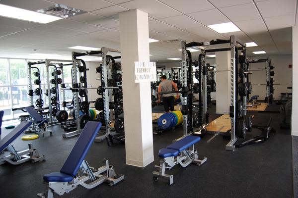 Fitness Center Construction : Fitness center building kean university union nj ei…