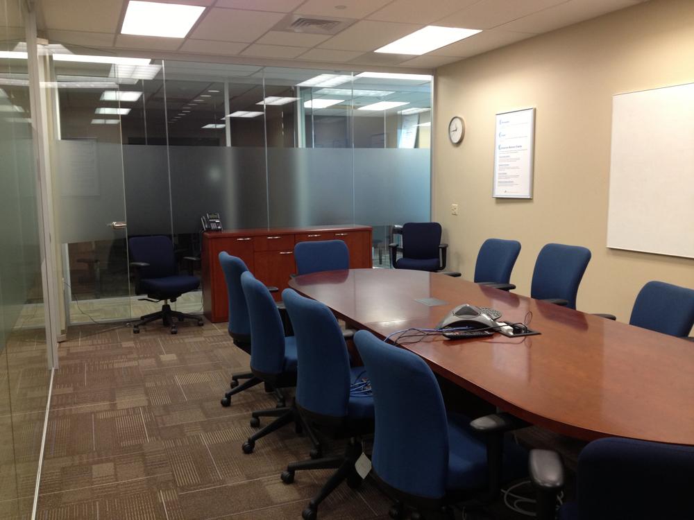 Corporate Office Fit-Up   Mitsubishi Tanabe Pharma America   Jersey