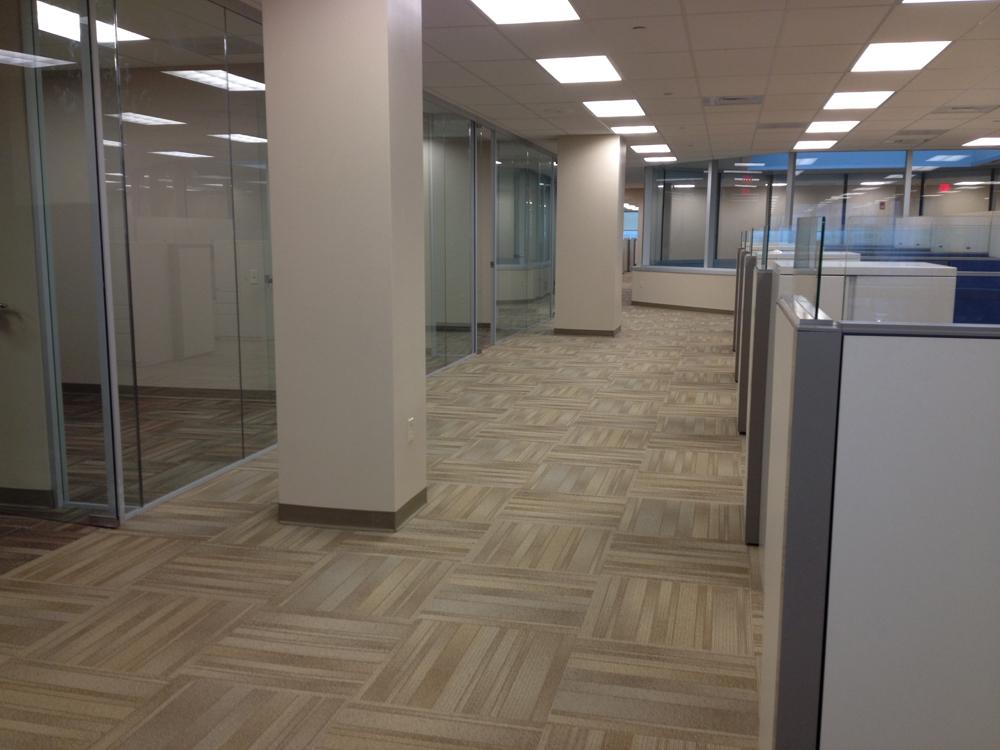 Corporate Office Fit-Up | Mitsubishi Tanabe Pharma America | Jersey