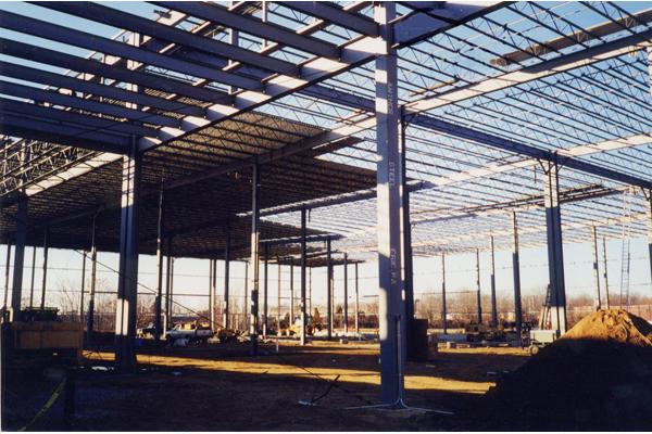 Warehouse And Distribution Facility Pfizer Inc Ei Associates Ei Associates