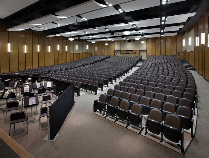 High School Auditorium Renovation. Summit Public Schools. Summit, NJ