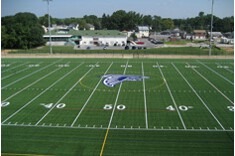 Athletic Field Design projects