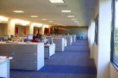 An example of effective space planning for our NRG Office Renovation