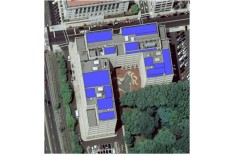Aerial view of NJDPMC Rooftop