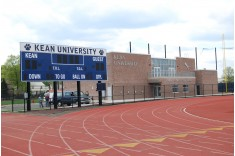 Track at Kean University Concession, Restroom & Fitness Center Building in Union, NJ