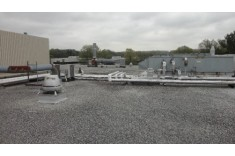 Rooftop air handling units for Lohmann Therapy Systems in West Caldwell, NJ