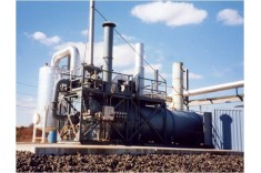 <p>PMC Specialities Group Thermal Oxidizer System</p>