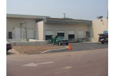 <p>New Steam Boiler Facility and Loading Dock Addition</p>