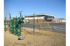 Playground at Friendship Elementary School in Glen Rock, PA
